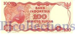 INDONESIA 100 RUPIAH 1984 PICK 122a UNC - Indonésie