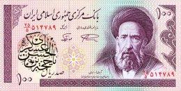 IRAN 100 RIALS ND PICK 140f UNC - Irán