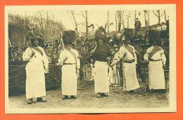 Dpt  64  Fete Euskarienne - Zapurac - Les Sapeurs D'une Mascarade Bas Navarnaise - France