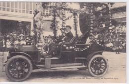 Fete Des Fleurs Nancy 12 Septembre 1909 - Nancy