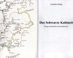 MICHEL Krimi Das Schwarze Kabinett 2014 Neu ** 20€ Philatelistische Kriminalroman History Book Germany 978-3-95402-104-8 - Kreative Hobbies