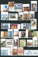 Grèce - Lot De 30 Timbres Bord De Feuille - Sélection Légerement Oblitérés - Collections