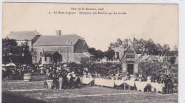 Fete De Saint Antoine 1908 La Noce Tragique Receptions Des Mobiles Par Les Invites - Nancy