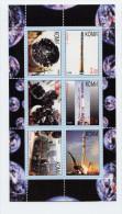 KOMI,  1998,  SPACE - Asia