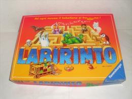 Ravensburger - LABIRINTO - Jeux De Société