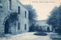 *** LE GUILVINEC      ***     Extérieur Du Château De Ker-Goz - France