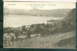 La  Savoie -  155 - Lac D'annecy  - Veyrier  - Vue Générale , Montagne De La Balme  - Faz123 - Veyrier