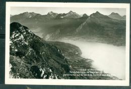 Lac D'annecy  - Teleferique Du Veyrier Du Lac - Panorama Sur Le Lac Et Le Massif Des Bauges   - Faz124 - Veyrier