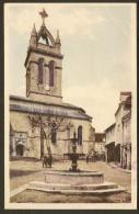 EXCIDEUIL Rare Le Clocher (Combier) Dordogne (24) - France