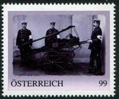 ÖSTERREICH / PM Nr. 8111599 / Rot Kreuz Transport Um 1900 / Postfrisch / ** - Personalisierte Briefmarken