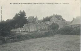 Sainte Luce Château De La Haie. - France