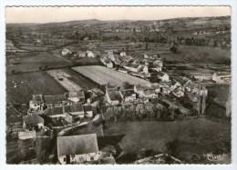 Sailly, Vue Générale Aérienne, Environs De Salornay, C.I.M. 5-85 A (71, Saône-et-Loire) Scan Recto-verso - Other Municipalities