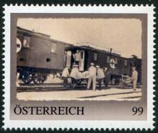 ÖSTERREICH / 8111177 / Rot Kreuz Verwundetentransport / Postfrisch / ** - Private Stamps