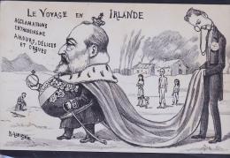 EDOUARD VIII ET L IRLANDE - Célébrités