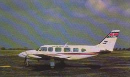 SOUTH WEST AIR PIPER NAVAJO CHIEFTAIN C-GSWC - 1946-....: Moderne
