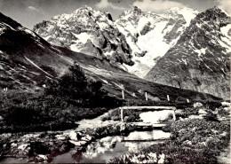 Col Du Lautaret : Pic Gaspard Et La Meije - France