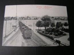 == Lindau Alter BEisenbahn Trains Bei Aeschach  * - Lindau A. Bodensee
