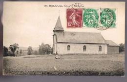 BACOUEL . L'Eglise . - France