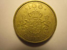 SPANJE ESPAGNE 100 PESETAS 1998 JUAN CARLOS - [5] 1949-…: Monarchie