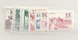 1959 MNH Joegoslavië, Postfris - 1945-1992 Repubblica Socialista Federale Di Jugoslavia