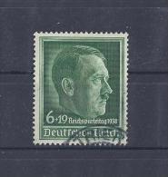 ALLEMAGNE. 10e Congrès National-socialiste De Nuremberg. Effigie D'Hittler - Used Stamps