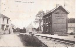 VORGES - La Gare - Non Classificati