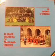 LP.    Le Grand Orchestre  LE BRASS BAND HERINNES. - Vinyles