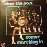 LP.    ROYAL HARMONIE DES POSTIERS DE GAND.   1975. - Vinyles