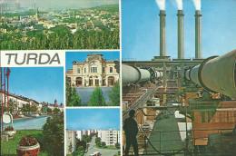 = 12629 - ROMANIA - TURDA - UNUSED = 1 - Roumanie