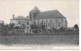 ACHERES - Abside De L'Eglise - Acheres