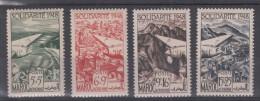 Maroc   PA  N° 70 à 73  Neuf ** - Maroc (1891-1956)
