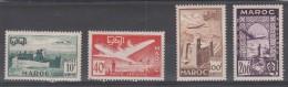 Maroc   PA  N° 85 à 88  Neuf ** - Poste Aérienne