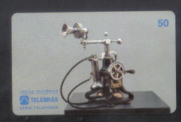 BRAZIL SISTEMA TELEBRAS PHONECARD - Brasilien