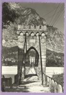 Venzone (UD) - Passerella Sul Tagliamento - 1964 - Viaggiata - Andere Städte
