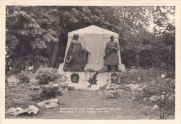 Mechelen Malines Aan Zijne Helden 1914-1918 A Ses Héros (groot Formaat: 10 X 15cm) - Mechelen