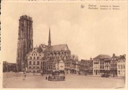 Mechelen Malines Hoofdkerk St Rombout (groot Formaat: 10 X 15cm) - Malines