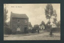 Heers - Le Broeck -  Belle Carte Animée. - Heers