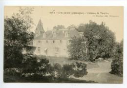 Série 6000 - 6183 - Coulaures  Château De Vauriac - France