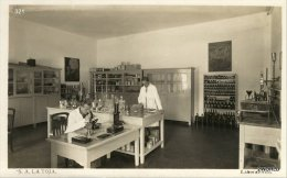 S.A. La Toja Laboratorios - Cartoline