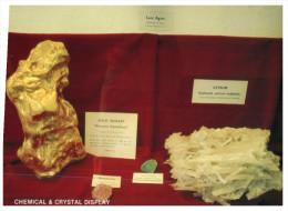 (367) Australia - TAS - Zeehan Mining Museum Stones - Mines