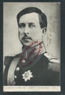 L984 - La Grande Guerre 1914 - Albert 1er Roi Des Belges - Belgique - WW - Militaria - Guerra 1914-18