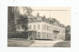 Cp , 91 , VILLAINE , Prés PALAISEAU , Château De VILLEGENIS , Ed : Malcuit , Vierge - Francia