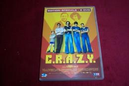 CRAZY     DOUBLE DVD - Comédie