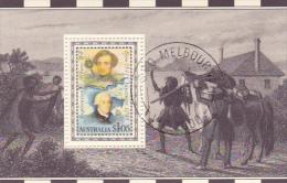 Australia 1991 Exploration Of Albany Used Miniature Sheet - Australia