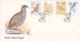 South West Africa 1988 Birds FDC - Birds