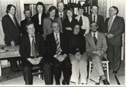 KWB - Diegem : Toneelgroep   : PERSFOTO 1975 :    (  See Scans ) Formaat 18 X 12.5 Cm ) - Diegem