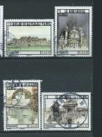 FRANCE OB CACHET ROND YT N° 4853/56 - Frankreich