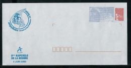 =MCG : PAP Marianne De Luquet - 03 - JALIGNY SUR BESBRE. 8ème KAPEVELO De La Besbre. ( N° 888 Lot 244/3KJ/03 ). Neuf - Entiers Postaux