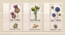 ISRAEL ( D16 - 6879 )   1980  N° YVERT ET TELLIER  N° 757/759    N** - Israel