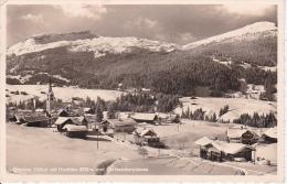 AK Riezlern Mit Hochifen Und Gottesackerplateau - 1938 (12665) - Sonstige